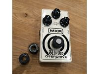 Wylde overdrive guitar effects pedal