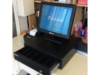 EPOS Now Terminal | with retail software (not epos now)