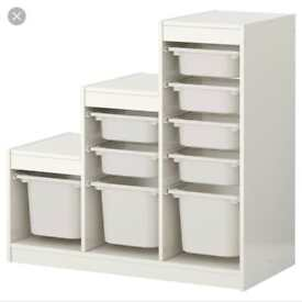 Ikea storage until for sale.