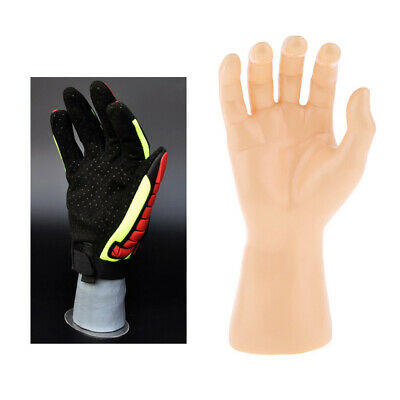 Male Mannequin Hand Arm Display Base Women Gloves Jewelry Rights