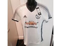 2016/17 Man Utd Manchester Utd Extra Small XS AWAY 3rd Kit Football Jersey Shirt Top (NEW WITH TAGS)