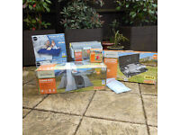 5 man tent & camping accessories