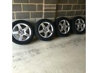 "19"" Wheels Alloys with Brand new Tyres Mercedes Ml Gl VITO VIANO S CLS VW Passat Golf Audi A6"