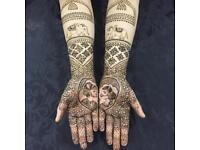 Freelance Professional Henna Artist - specialise in natural and white henna