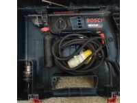 SDS Bosch Drill 110v GBH218RE