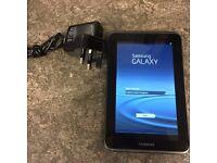 """Samsung Galaxy Tab 2 8gb - 7"""" - GT-P3110"""