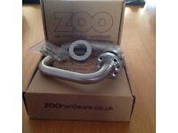 Zoo hardware door handles