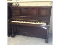1930's Alfred Phillips & Sons Traditional Overstrung Upright Piano -DELIVERY AVAILABLE