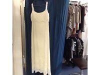 Wedding dress for sale. Size 12