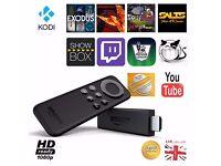 Amazon Fire Tv Firestick Paradox build. FREE sports and movies. KODI 16.1