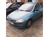 Vauxhall Corsa - Used - Good Condition