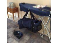Large sports bag / holdall