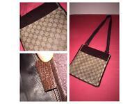 Mens / Unisex Gucci Messenger Bag / Shoulder Bag Pouch