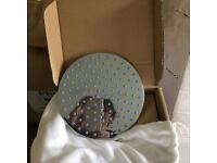 Round shower drench head 150mm all chrome