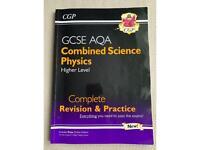 GCSE AQA Combined Science Physics