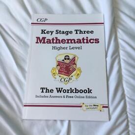 Key stage three mathematics revision guide
