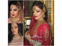 Asian bridal hair and makeup artist - Party hair and makeup £70