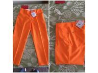 Junior puma golf trousers