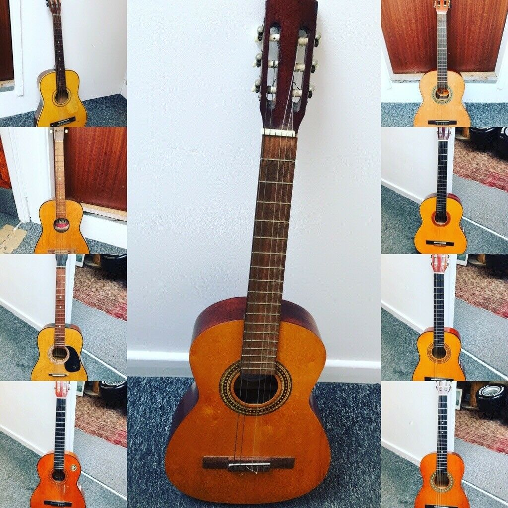Collection Of Old guitars | in Harlow, Essex | Gumtree