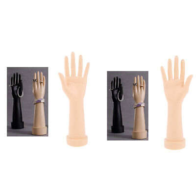 Female Mannequin Hand Arm Display Women Gloves Jewelry Model Right Left