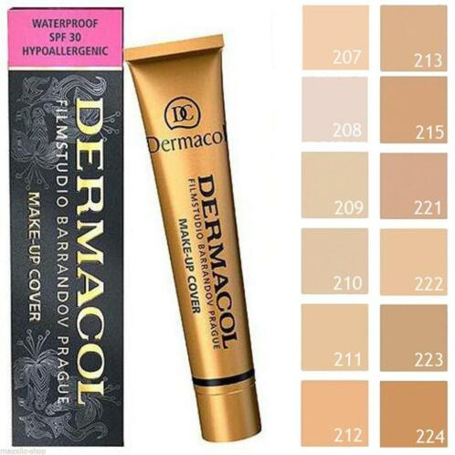 Dermacol make up cover extreem dekkend foundation gratis vrz