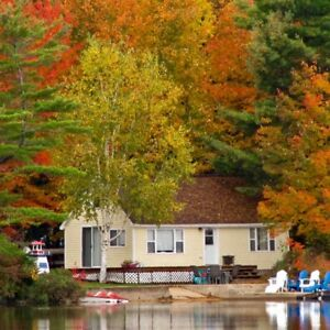 Lake Cottage Rental in Beautiful Annapolis Valley
