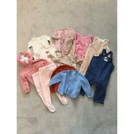Baby girls clothes bundle - various sizes, John Lewis, Boden, M&S etc