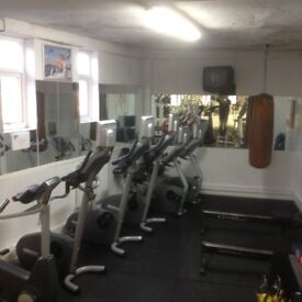 Commercial Gymnasium For Sale
