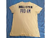 Hollister Yellow T-Shirt