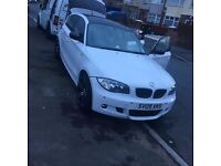 Bmw 1 series 116d cat d