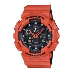 Casio G-Shock Mens Watch GA100L-4A