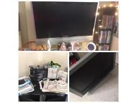 2 TVs & huge Wii bundle
