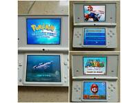 Nintendo DSi with 50+ games
