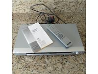 SONY CD/DVD Player DVP-NS330 in good working order, complete with remote & operating instructions