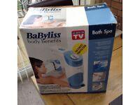 Babyliss bath spa