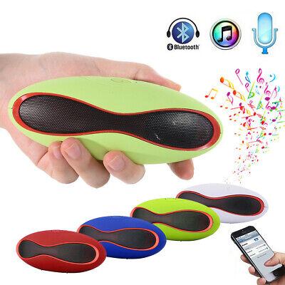 Portable Super Bass Stereo Wireless Music Speaker Best for Smartphone