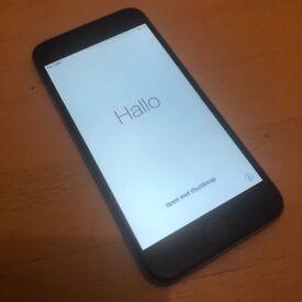 iPhone 6 space Grey. 16gb