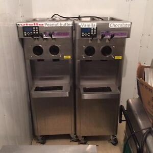 Used Soft Serve Ice Cream Machine - Stoelting F231-18