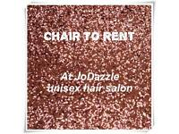 Chair to Rent.
