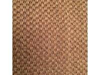 Alternative Flooring Sisal Natural Carpet Remnant 0.95m x 3.4m