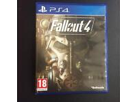 PS4 - Fallout 4 (New Condition)