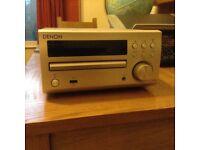 For Sale - Denon DM40 Mini System