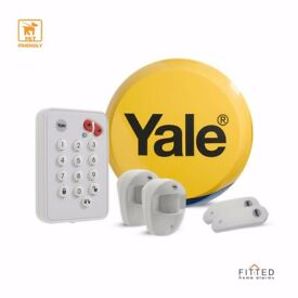 Yale Easy Pet Friendly Standard Burglar Alarm
