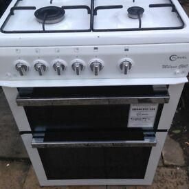 Milano Gas cooker 60cm......Mint free Delivery