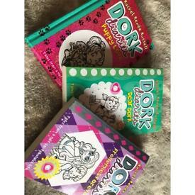 Dork Diaries by Rachel Russell