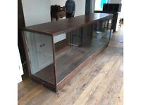 Antique / Victorian shop counter/cabinet