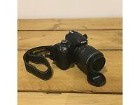 Nikon D5000 Camera with DX AF-S Nikkor 18-55mm 1:3.5-5.6G Lens
