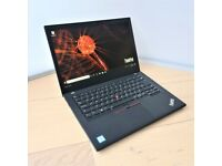 Lenovo ThinkPad T470 14-inch i7 7500 vPro 16GB DDR4 256GB SSD Laptop / UltraBook Notebook