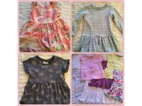 Girl cute clothes bundle 2-3