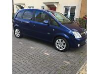 Vauxhall Meriva for sale.